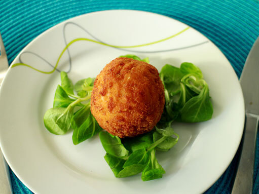 Arancini - Italian Rice Balls Recipe