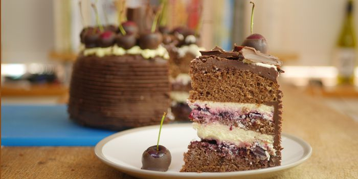 Black Forest Gateau Recipe