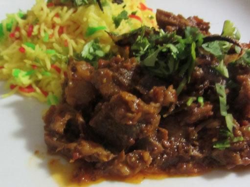 Lamb Bhuna Recipe