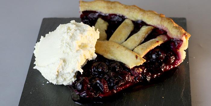Blueberry Pie Possibly Vegan Recipe