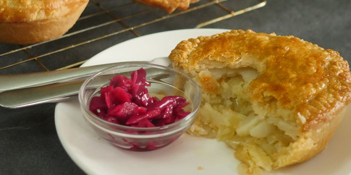 Lancashire Butter Pie Recipe