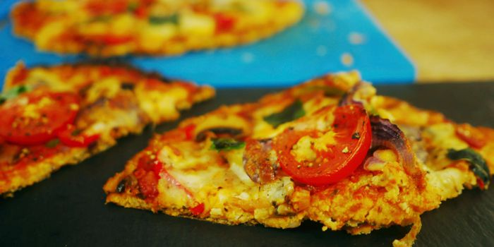 Cauliflower Crust Pizza Recipe