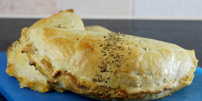 Cheese and Onion Pastie Recipe