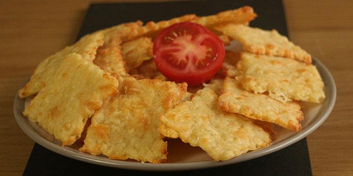 Cheese Crackers Recipe Recipe