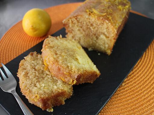 Lemon Drizzle Cake Recipe