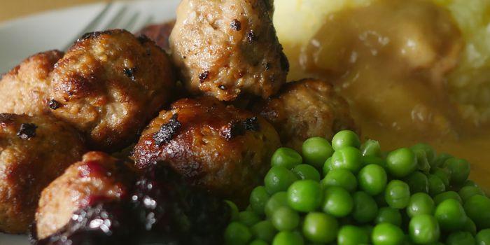 IKEA Meatballs with Cream Sauce Recipe