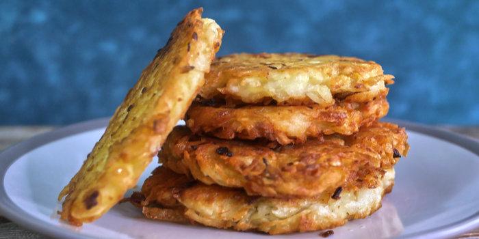 Kartoffelpuffer - German Potato Pancakes Recipe