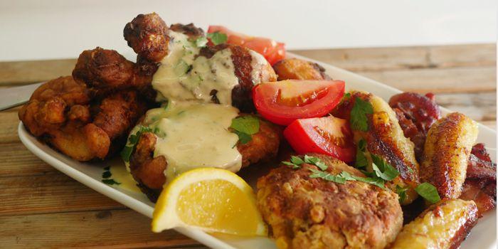 Chicken Maryland Recipe