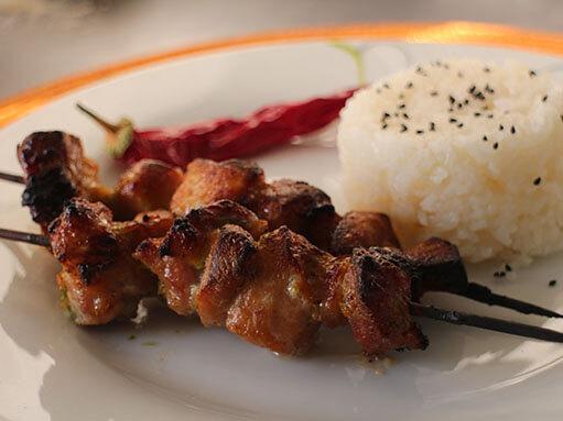 Moo Ping - Thai Pork Skewers Recipe
