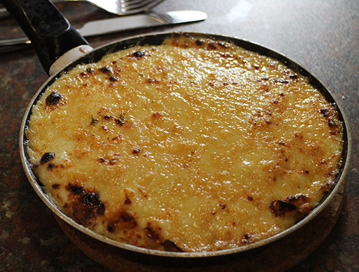 Omelette Arnold Bennett Recipe