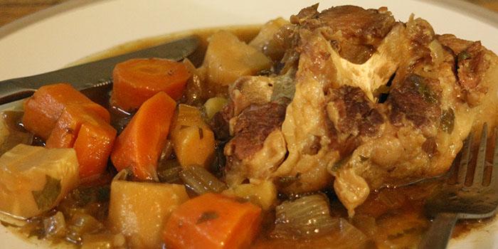 Oxtail Stew / Rabo de Toro Recipe