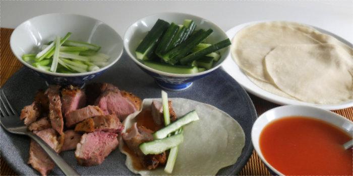 Peking Duck with Plum Sauce Recipe