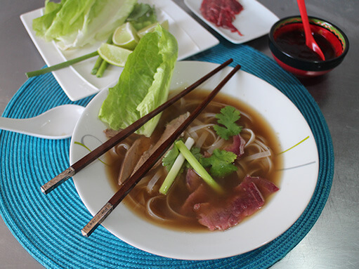 Pho - Vietnamese Beef and Noodle Soup Recipe