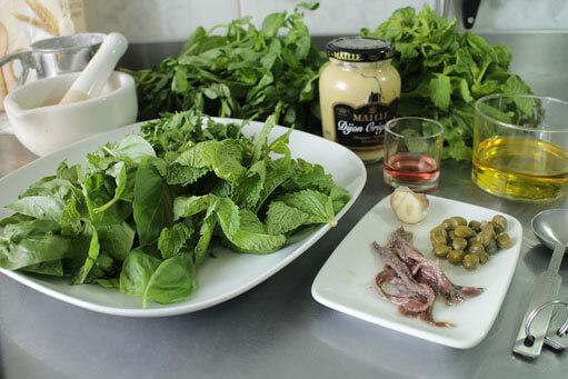 Salsa Verde (Green Sauce) Recipe