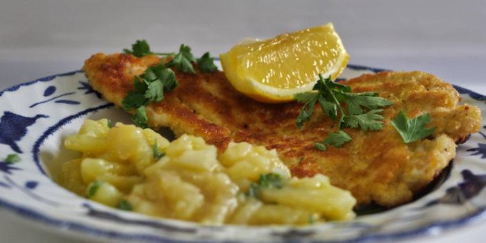 Chicken Schnitzel Recipe
