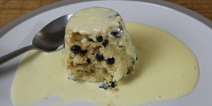 Spotted Dick Recipe
