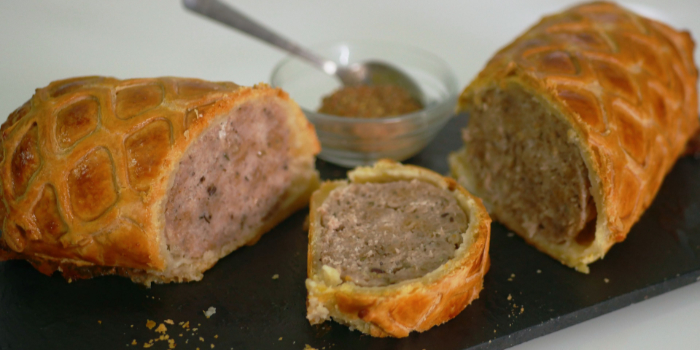 Giant Ultimate Sausage Roll Recipe