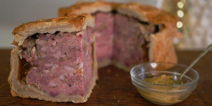 Big Pork Pie - Stand Pie Recipe