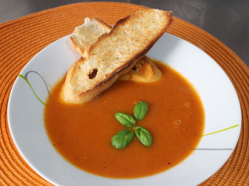 Real Tomato Soup Recipe