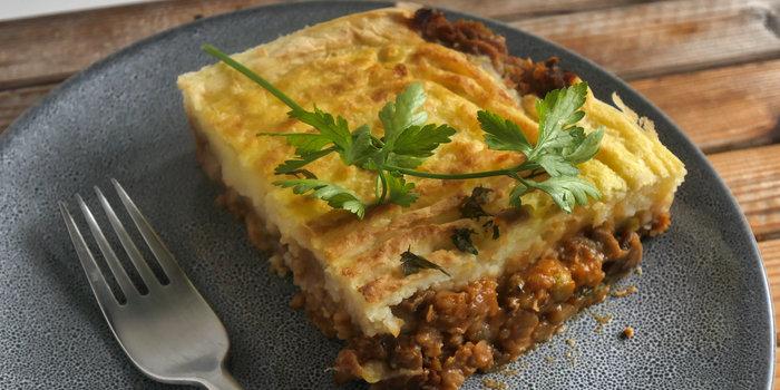 Vegan Cottage Pie Recipe